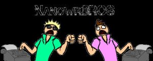 NanowriBROs Banner by PhiTuS