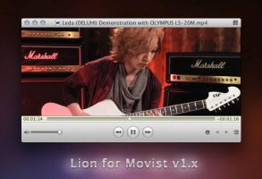 Lion for Movist 1.x by regendra
