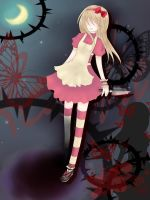 Red alice by blackdiamons