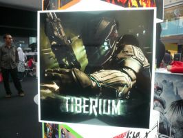 TIBERIUM BOX POSTER CLOSE UP by victortky