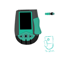 Digivice {Digimon-L-And-C} by TheGabithazz