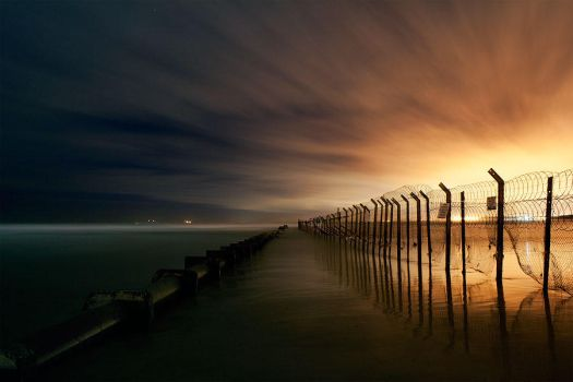 The Eternal Fence II by hougaard