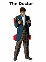 The Second Doctor by Mr-Saxon