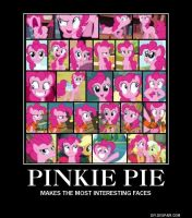 Pinkie Face by AlphaMoxley95