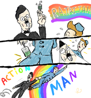 action man time by pokelady