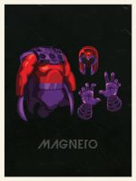 Magneto Cos by two-pixels