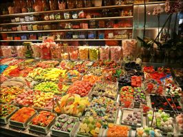 The Sweet Stall by Estruda