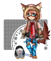 [CLOSED] : Chilly Wolf feat. LittleChiChi by mayoujii