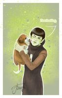 Spock'n'Dog by aelite