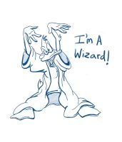 Daffy is a wizaaaard by buster126