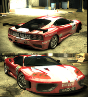 Need for Speed MW My Cars by FoxTail8000