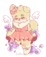 thanks for helping me grow flowers out of my body by FluffRave