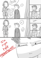 SPN: Right Here by wolfsbaane