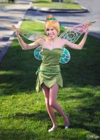 Tinkerbell Cosplay by SNTP