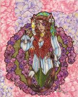 AE Art Contest 2006 - Samantha by tigerqueen