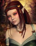 Amber Efflorescence by RavenMoonDesigns