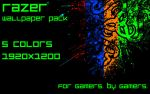 Razer Wallpaper Pack by alexrotondo