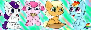 My Little Foals by Asterismo