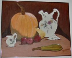 Autumn Fare by maggiemaelately