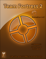 Team Fortress 2 Icon by GreasyBacon