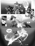the flame of the Damned by twisted-wind