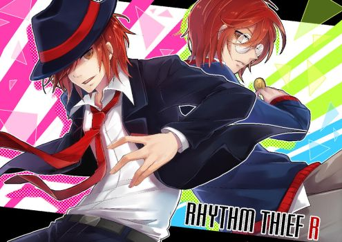 Rhythm Thief R by hitogata