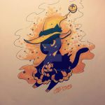 WItchy kitty by Peepoland
