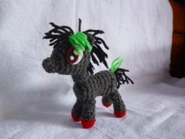 New BlackStar plush :3 by BlackStar1127