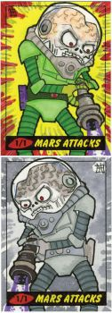 Mars Attacks Heritage by 10th-letter