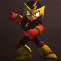 Elec Man (Now on SFM Workshop) by GeniusGT