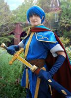 Marth, Prince of Altea by august-fehrmont