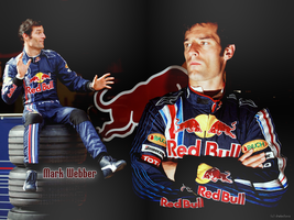 Mark Webber wallpaper by Mira-Shelest
