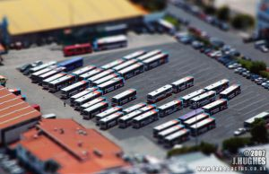 Bus Station by carpetmankent