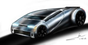 Concept car6 by lifeformgraphics