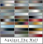 Wall Gradients For Photoshop by magdalena-stock