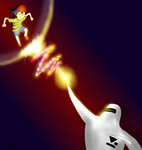 Ness vs. Starman Jr. by MMelendez92