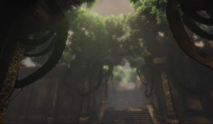 ACG temple ingame screenshot 2 by Shoju