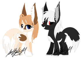 Foxy Mares by SarahHardy01