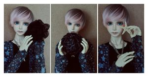 bjd: tenderness by Chu-Momo