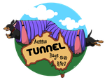 Aussie Tunnel Bags Logo (please vote!) by Crimson-Mane