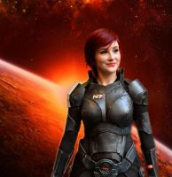 FEMSHEP by DreAscott