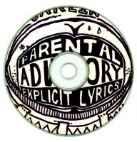 Parental Advisory, 1990 by Juan-Ice