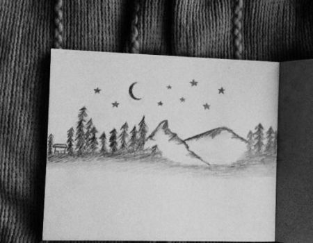 Midnight Travels by daisymaydrawings