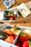My second Bento Box by Tabascofanatikerin