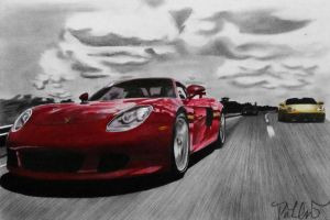 Carrera GT by smudlinka66