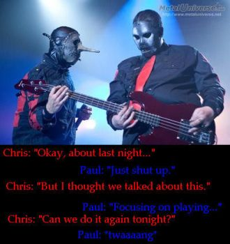 Paul x Chris: The Day After by AmazonPirate