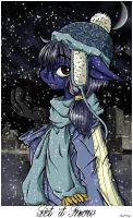 Neopet - Let it Snow by charmyc