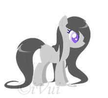 Espurr Pony Adopt :CLOSED: by iVuiAdopts