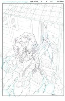 Sample Pencis #2 by G-Ship