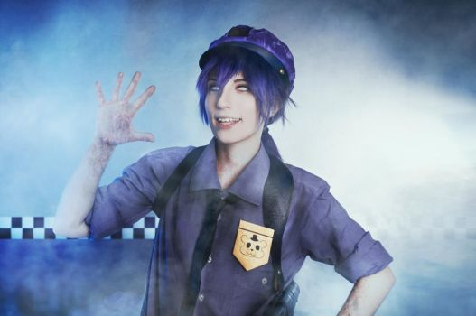 Five Nights at Freddy's cosplay  - 3 by Dokura-chan